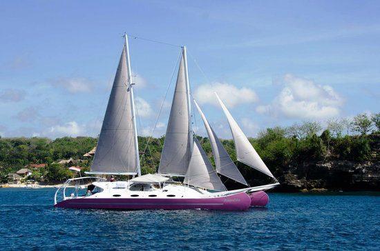 Аренда яхты на Бали