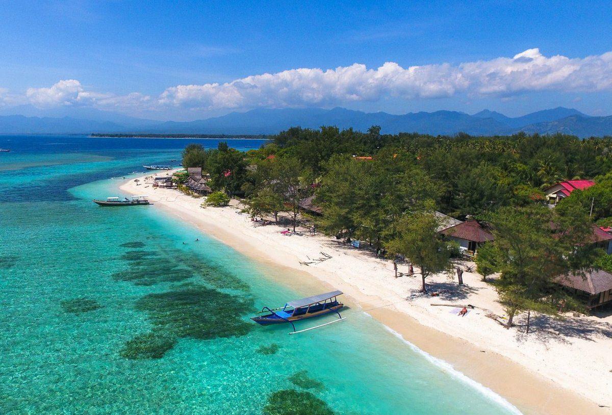 Фото пляжа на Бали