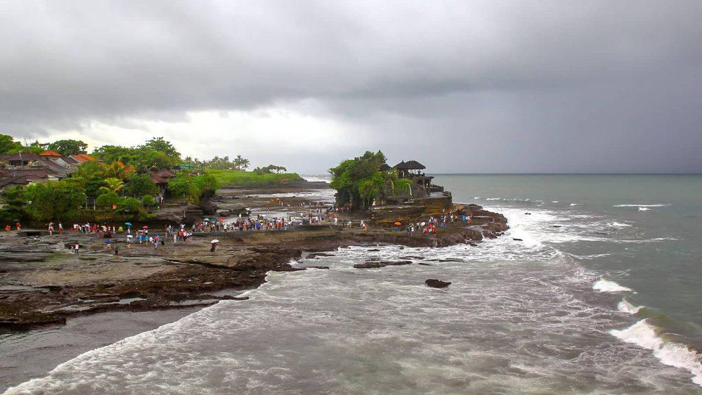 Сезоны на Бали