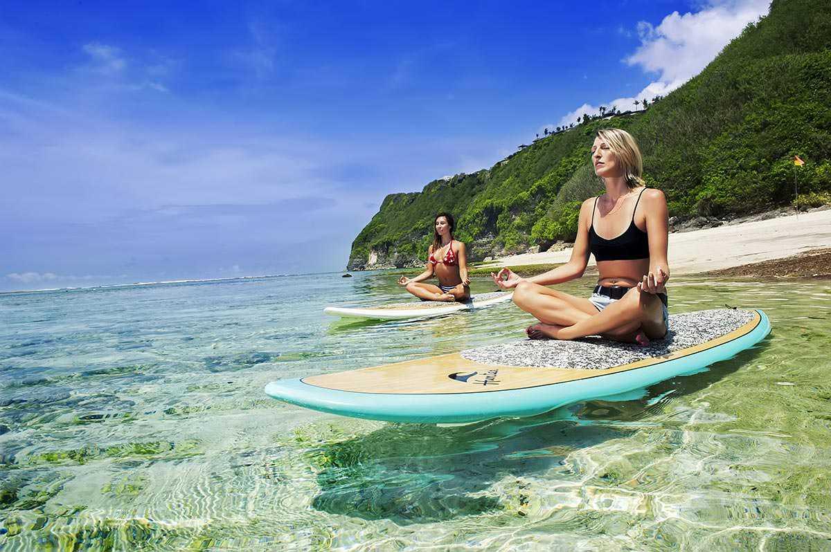 Фото релаксации на Бали