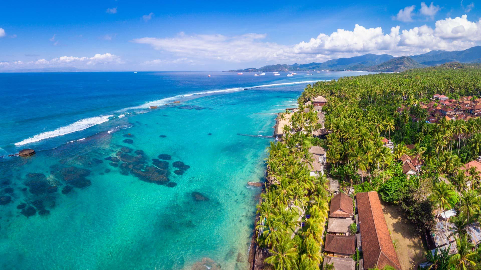 Фото курорта на Бали