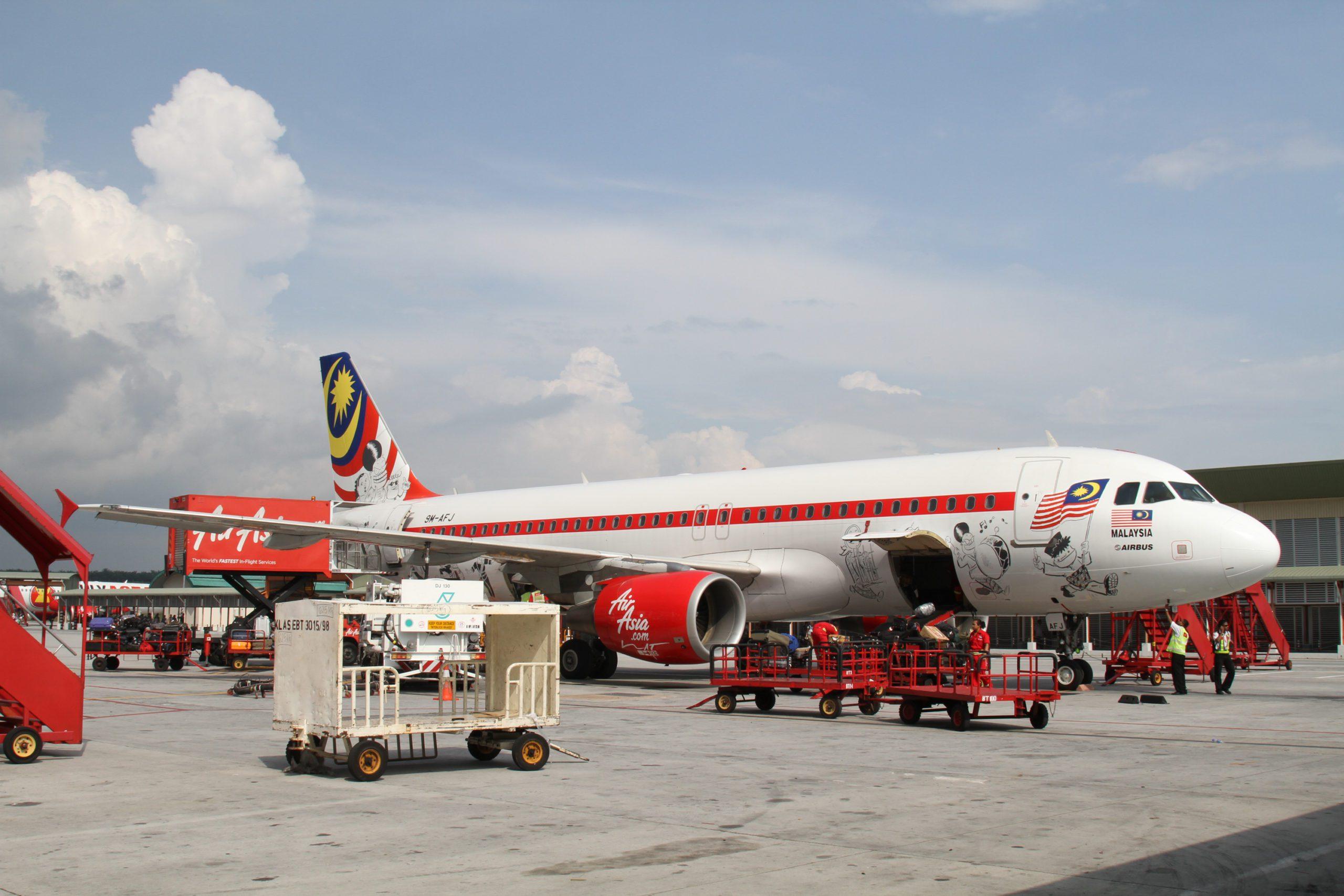 Фото самолета на Бали