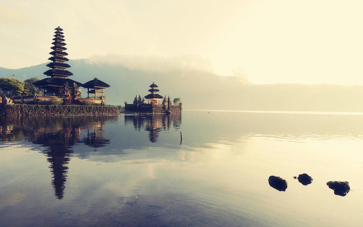 Фото достопримечательностей Бали
