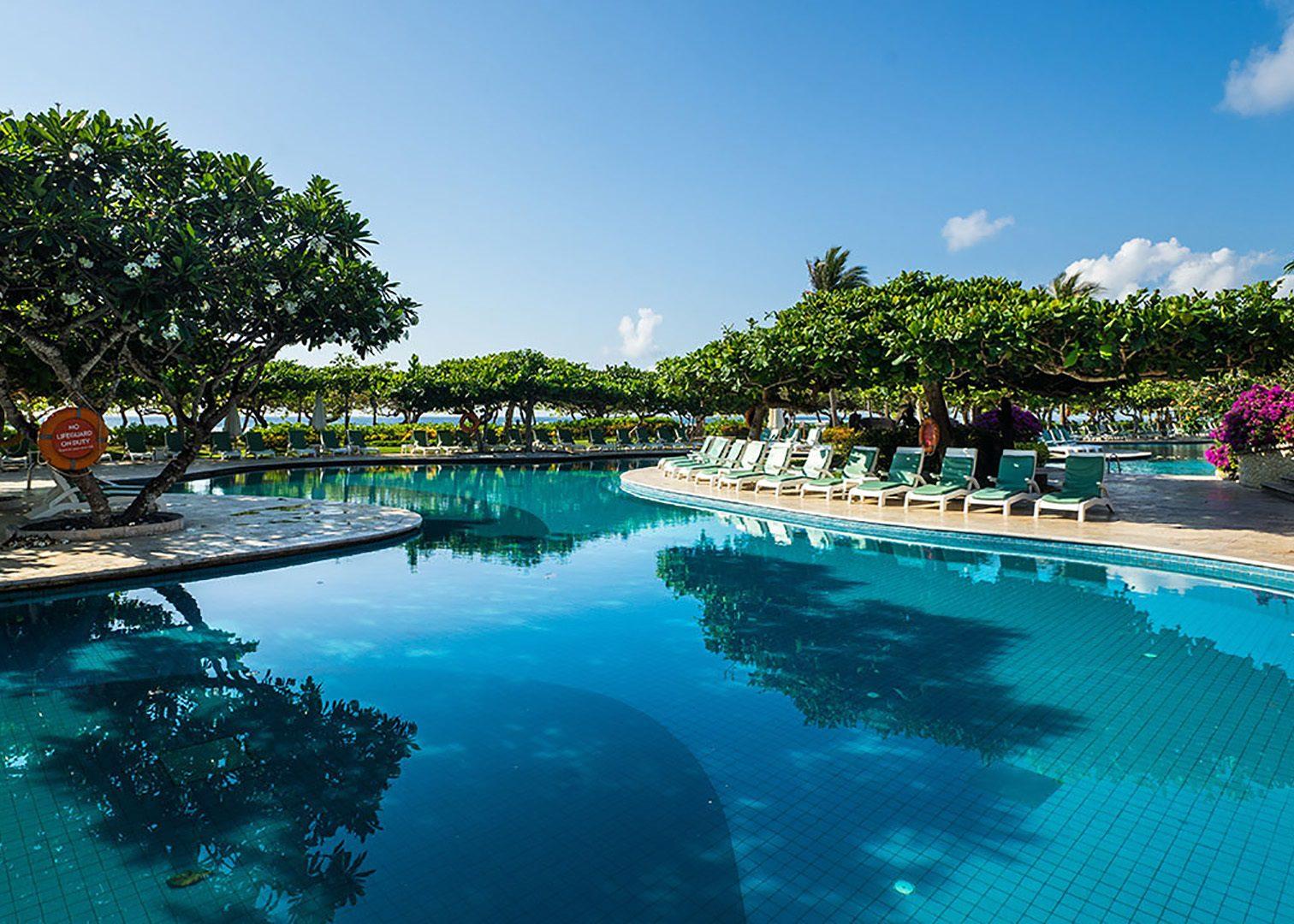 Отели на Бали для отдыха с детьми