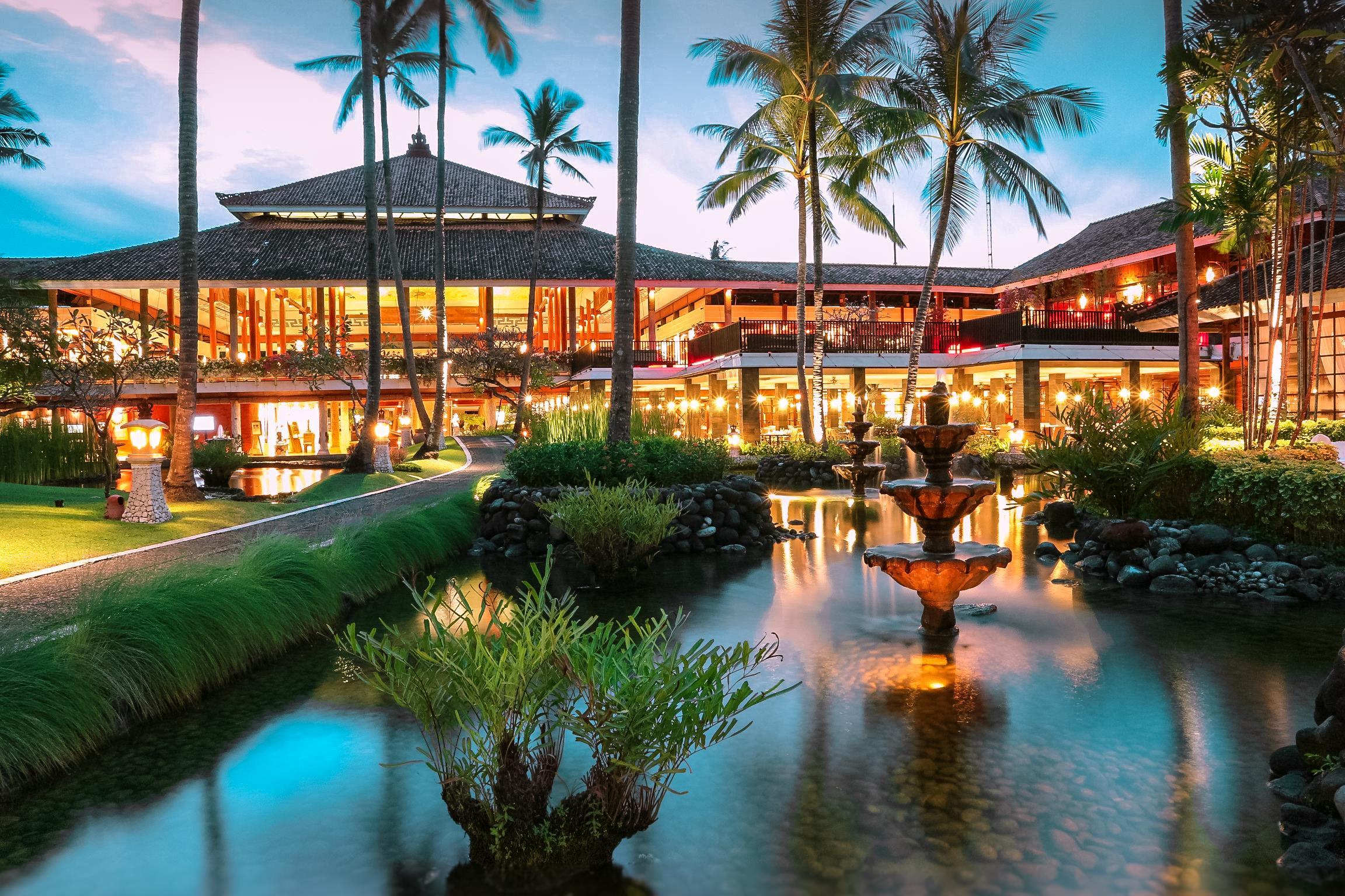 Отели Бали