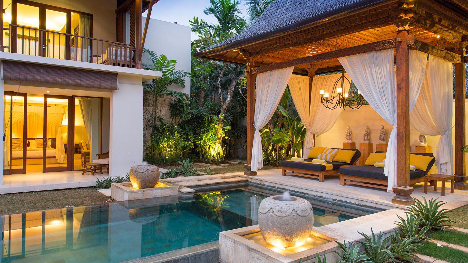 Фото виллы на Бали