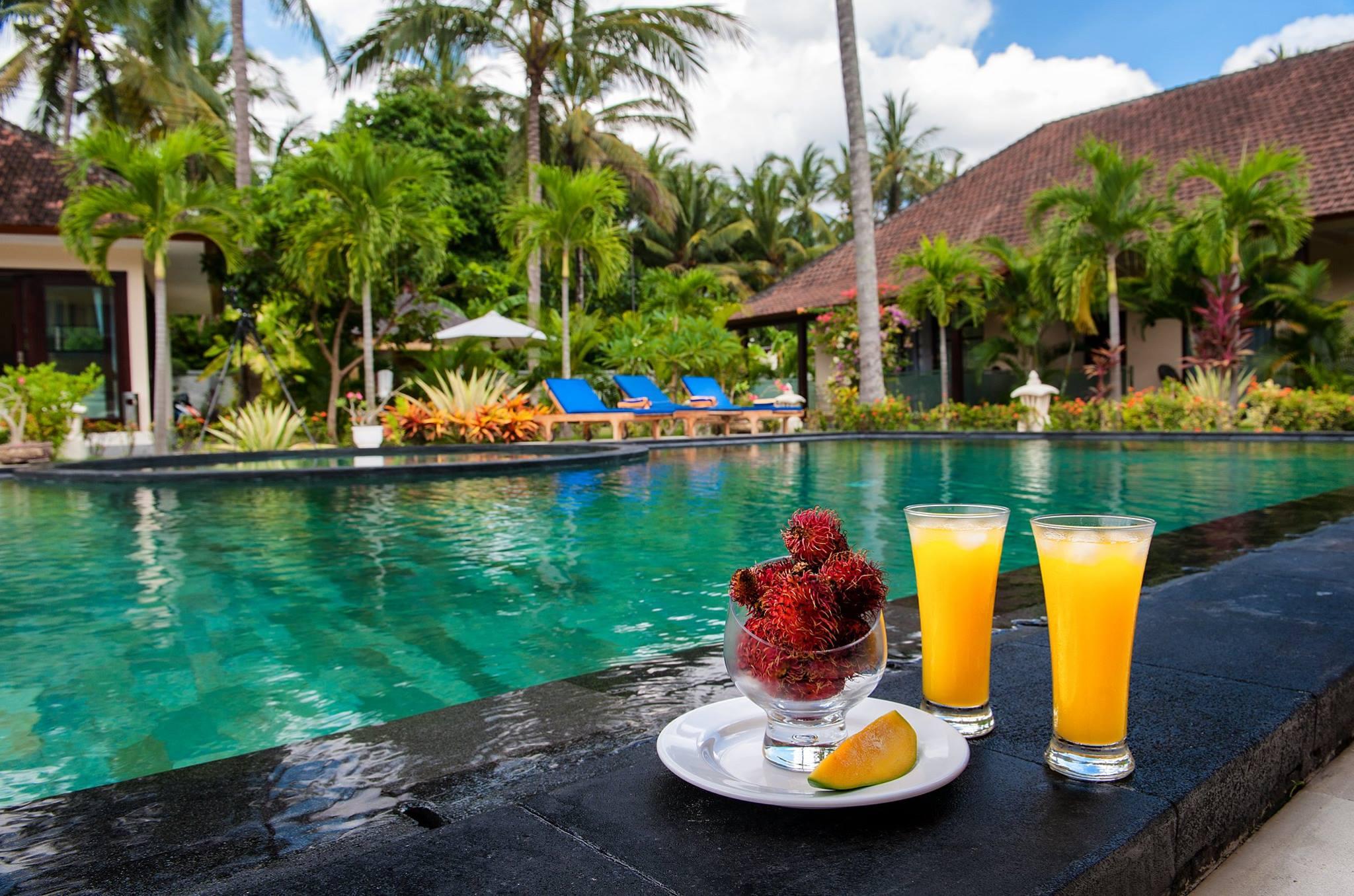 Погода на Бали в апреле