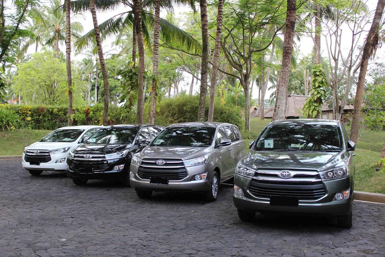 Фото автомобиля на Бали