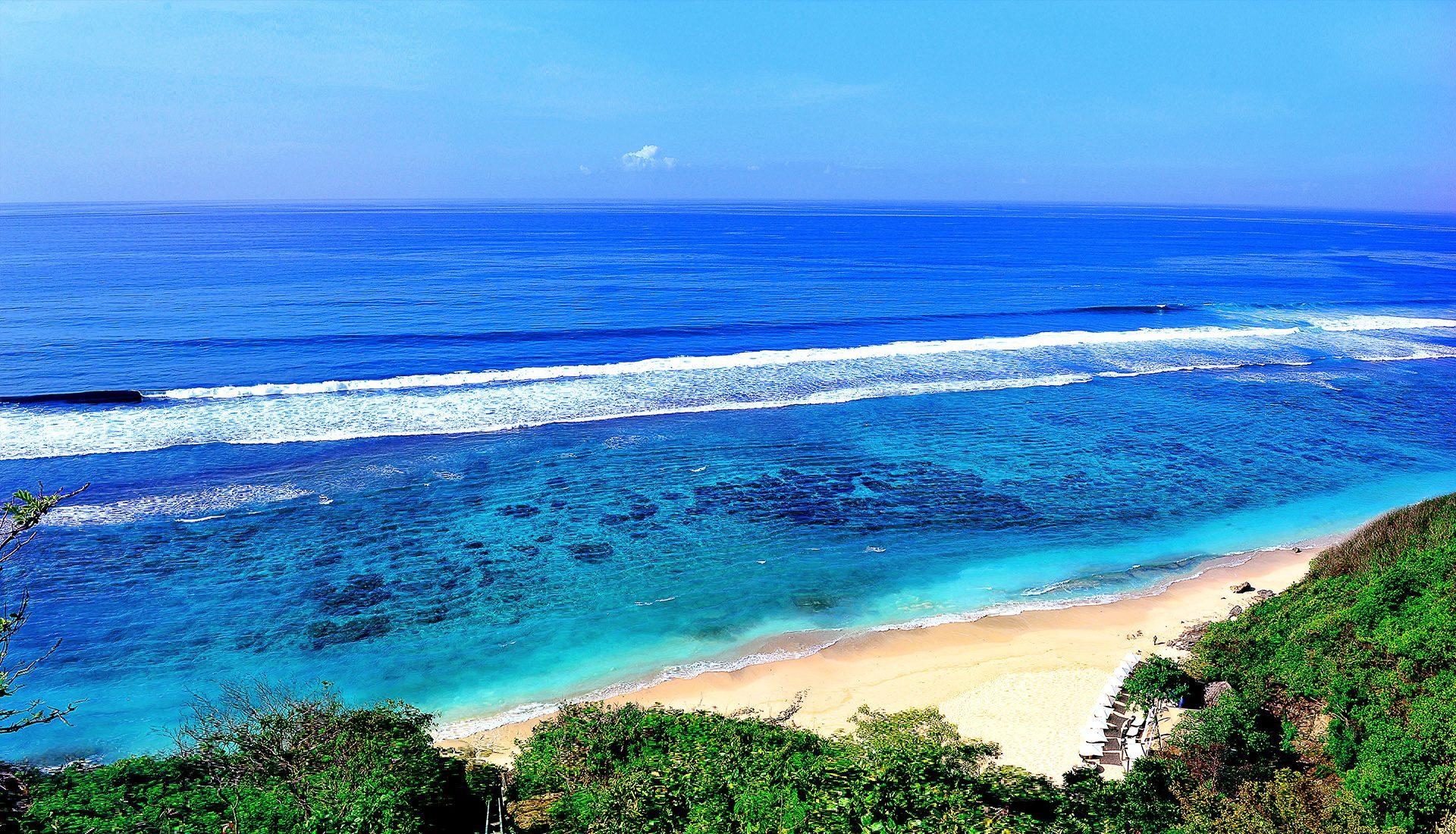 Какой океан и море на Бали: что омывает остров