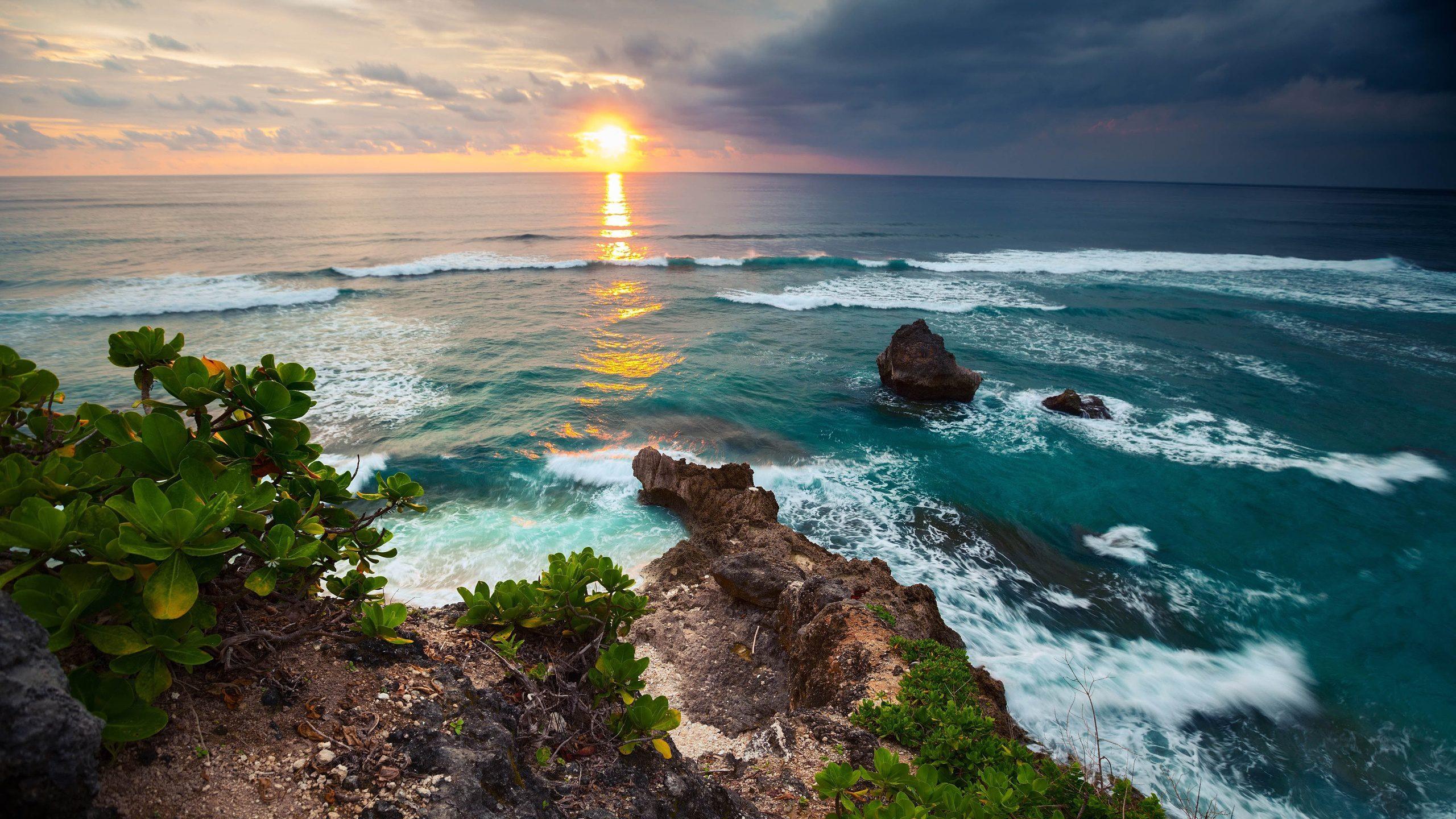 Фото моря на Бали