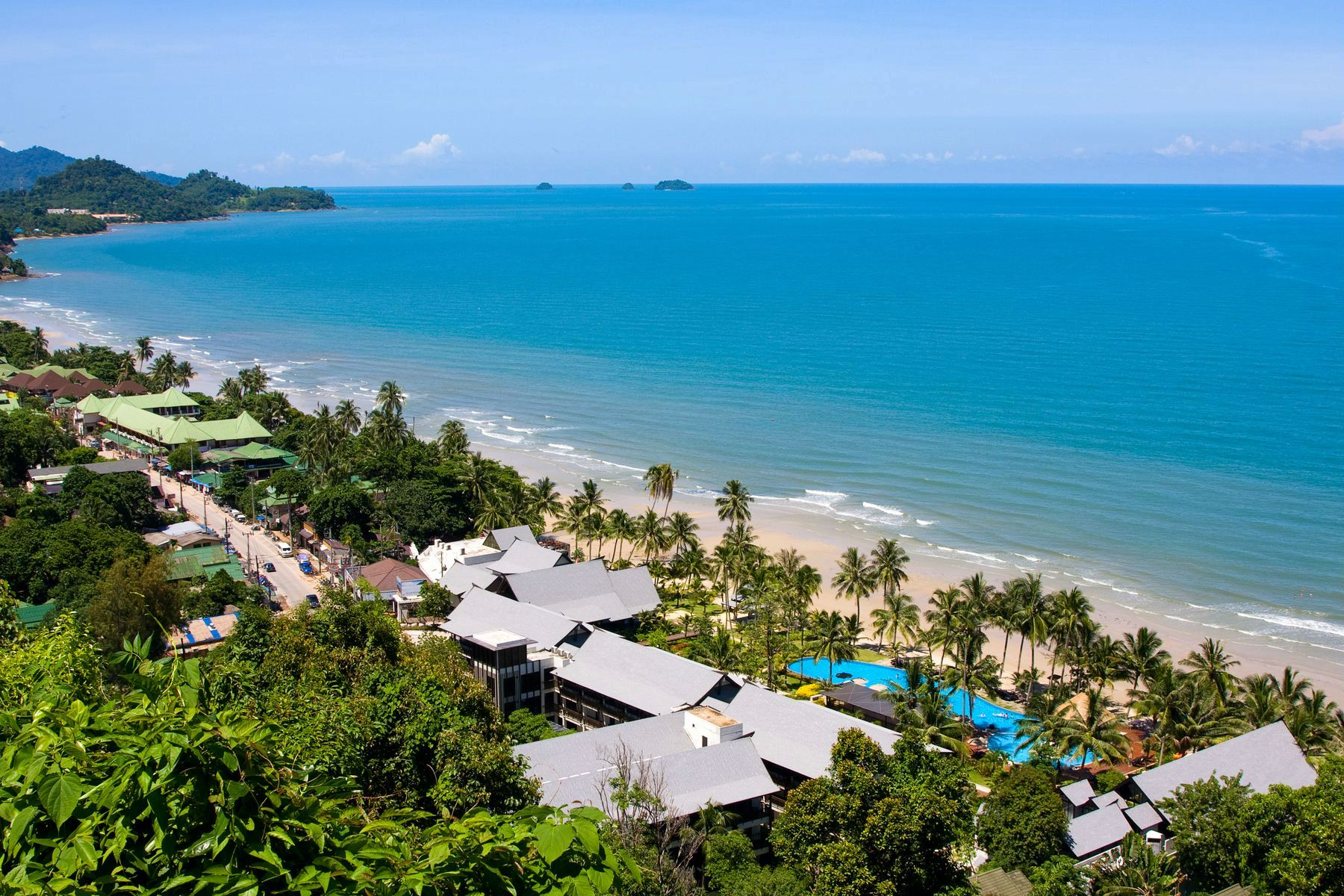 Район Чангу на Бали