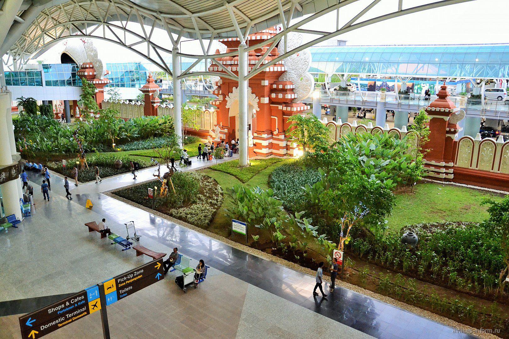 Международный аэропорт Бали