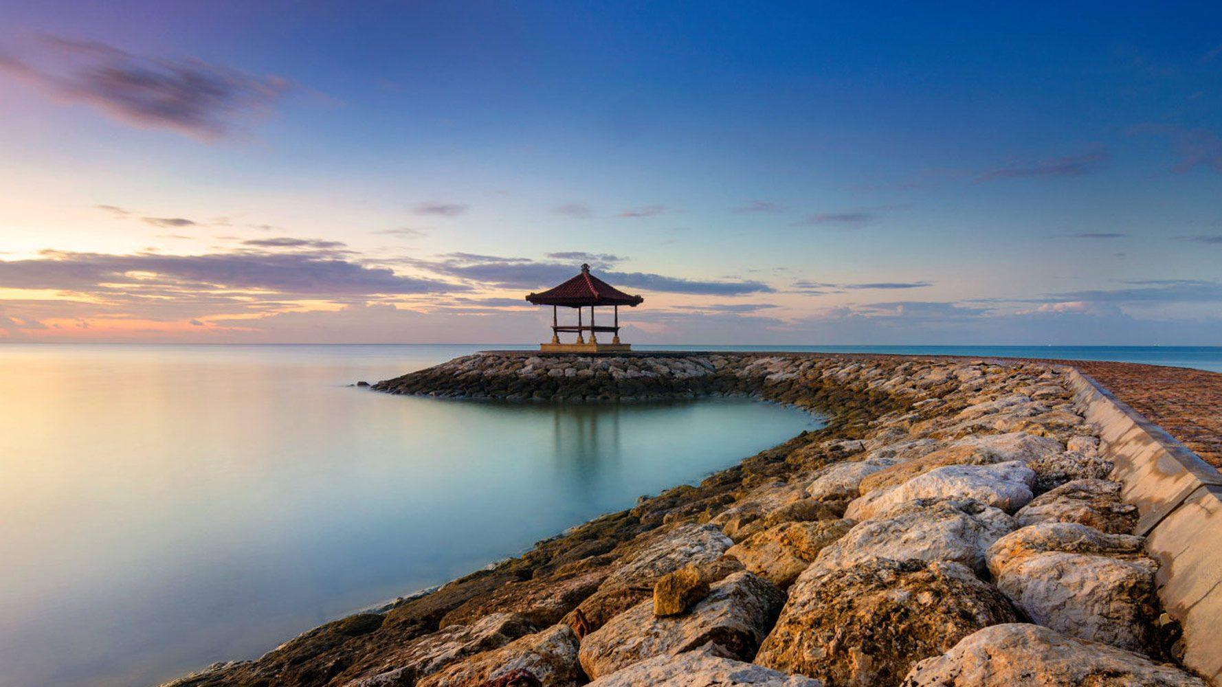 Пляж Санур на Бали: обзор