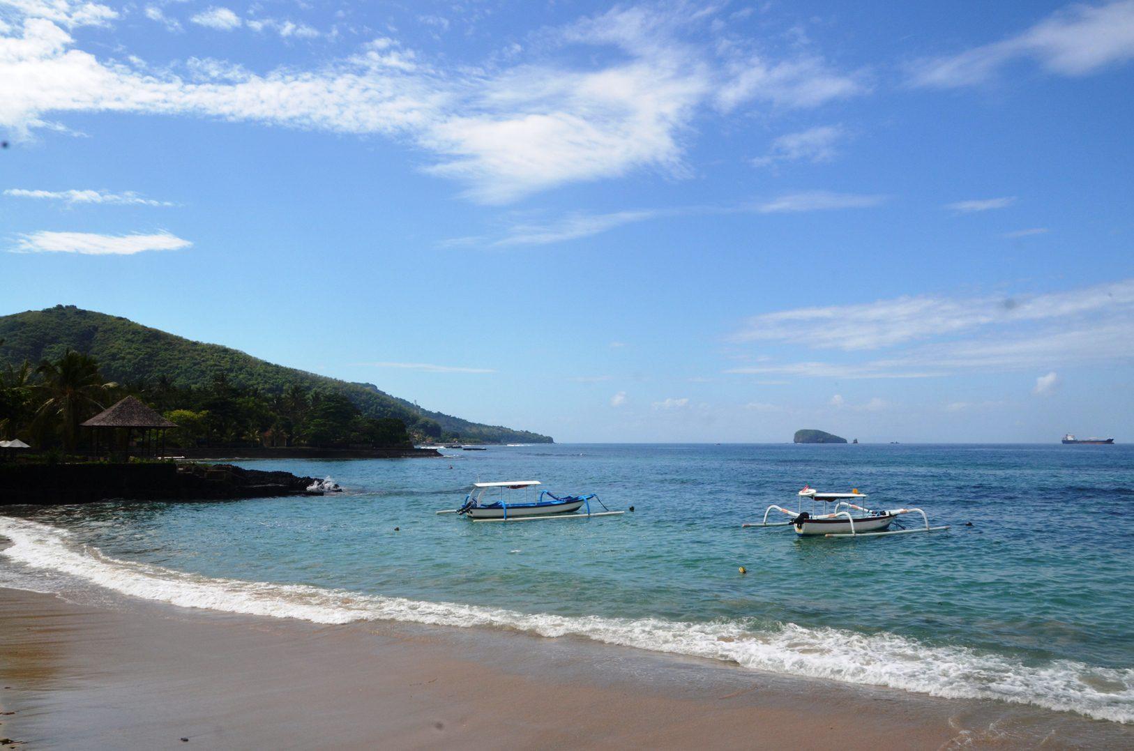Где находится Бали