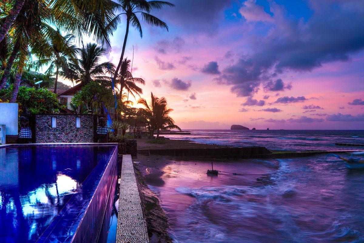 Как долететь до Бали