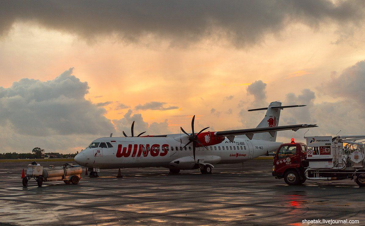 Фото аэропорта на Бали