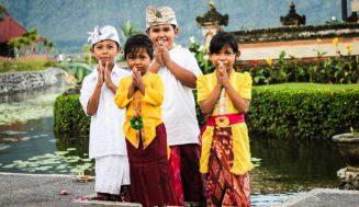 Какой язык на Бали