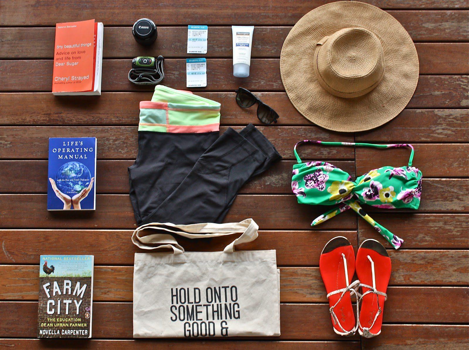 Какую одежду взять на Бали