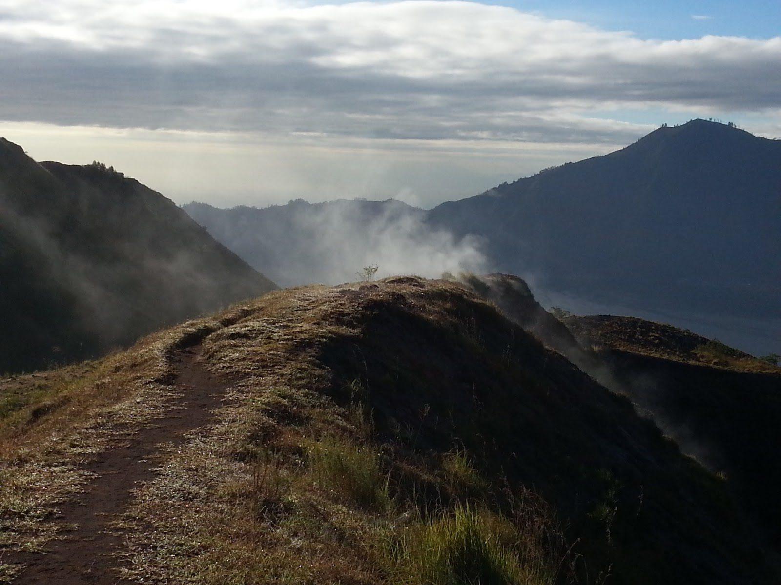 Дорога на вулкан
