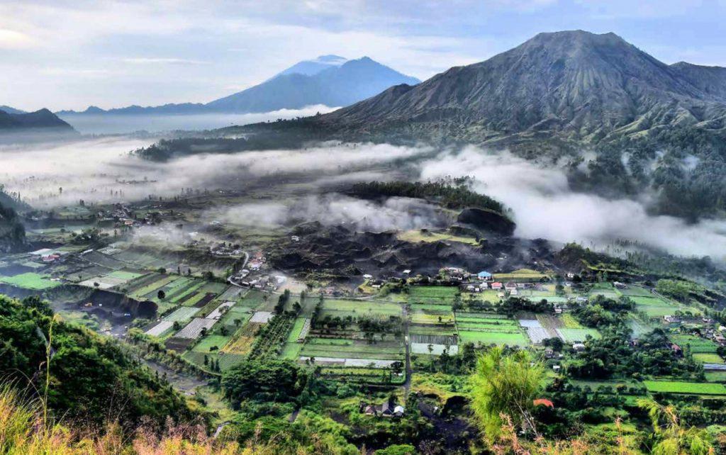 Деревня Кинтамани