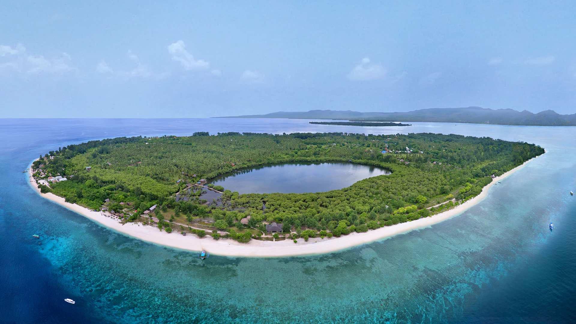 Фото архипелага Гили