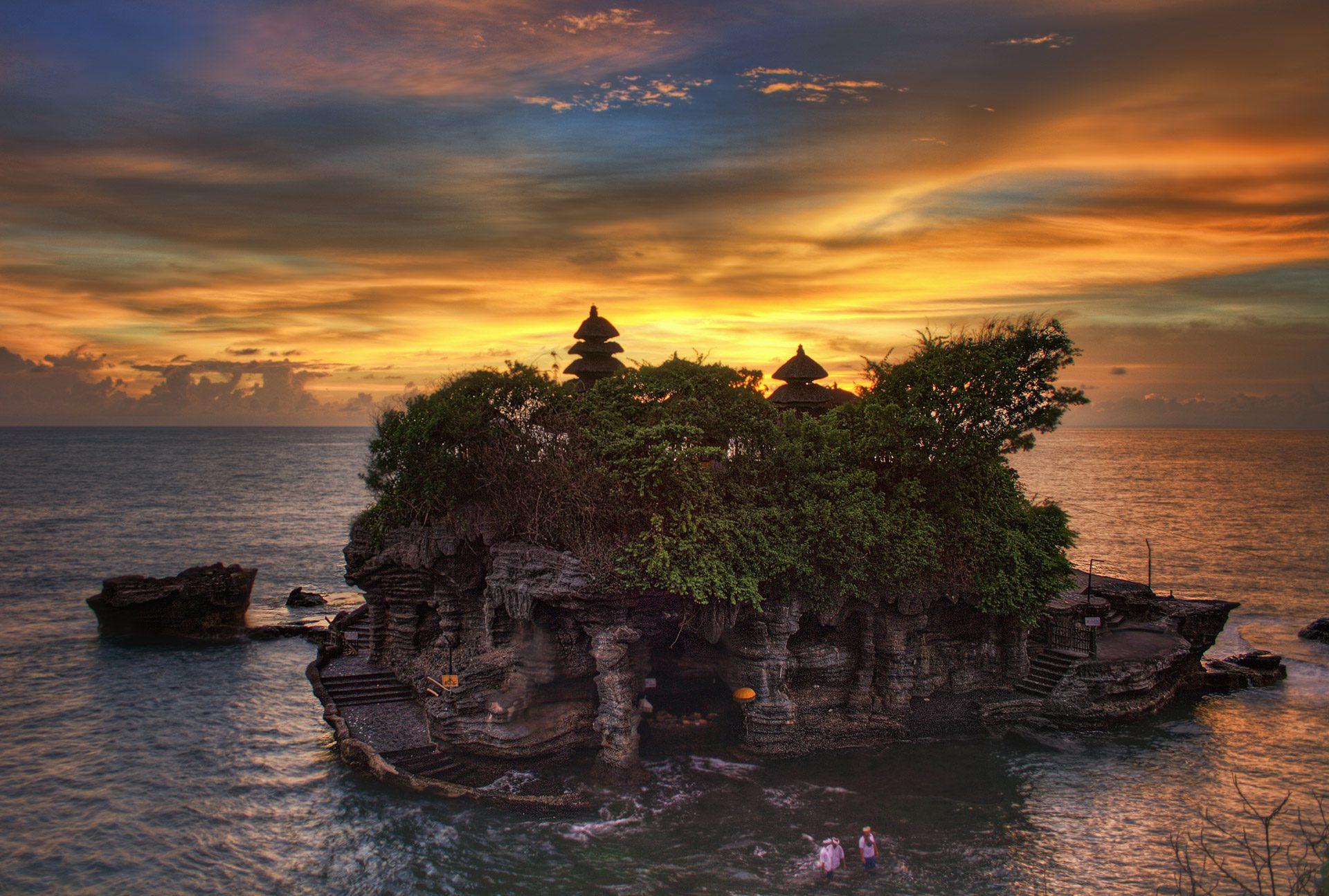 Фото Танах Лот на Бали