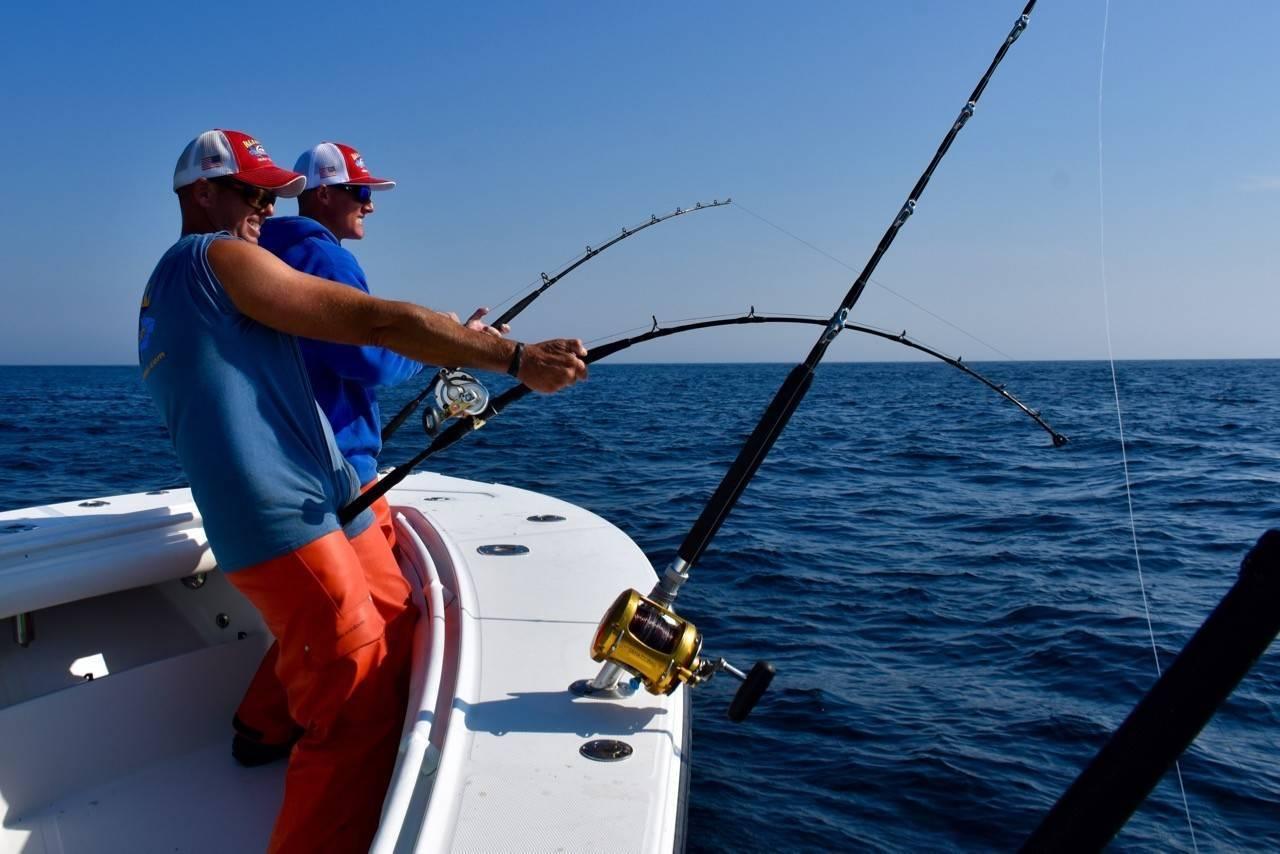 Фото рыбалки на Бали