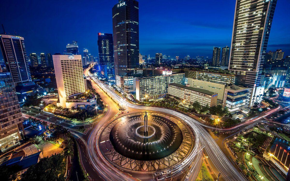 Фото Джакарты