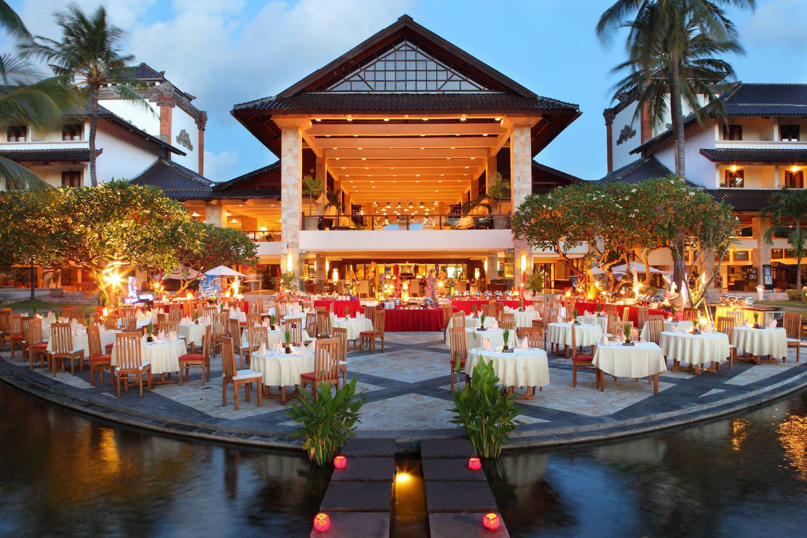 Отель Discovery Kartika Plaza Hotel 5*
