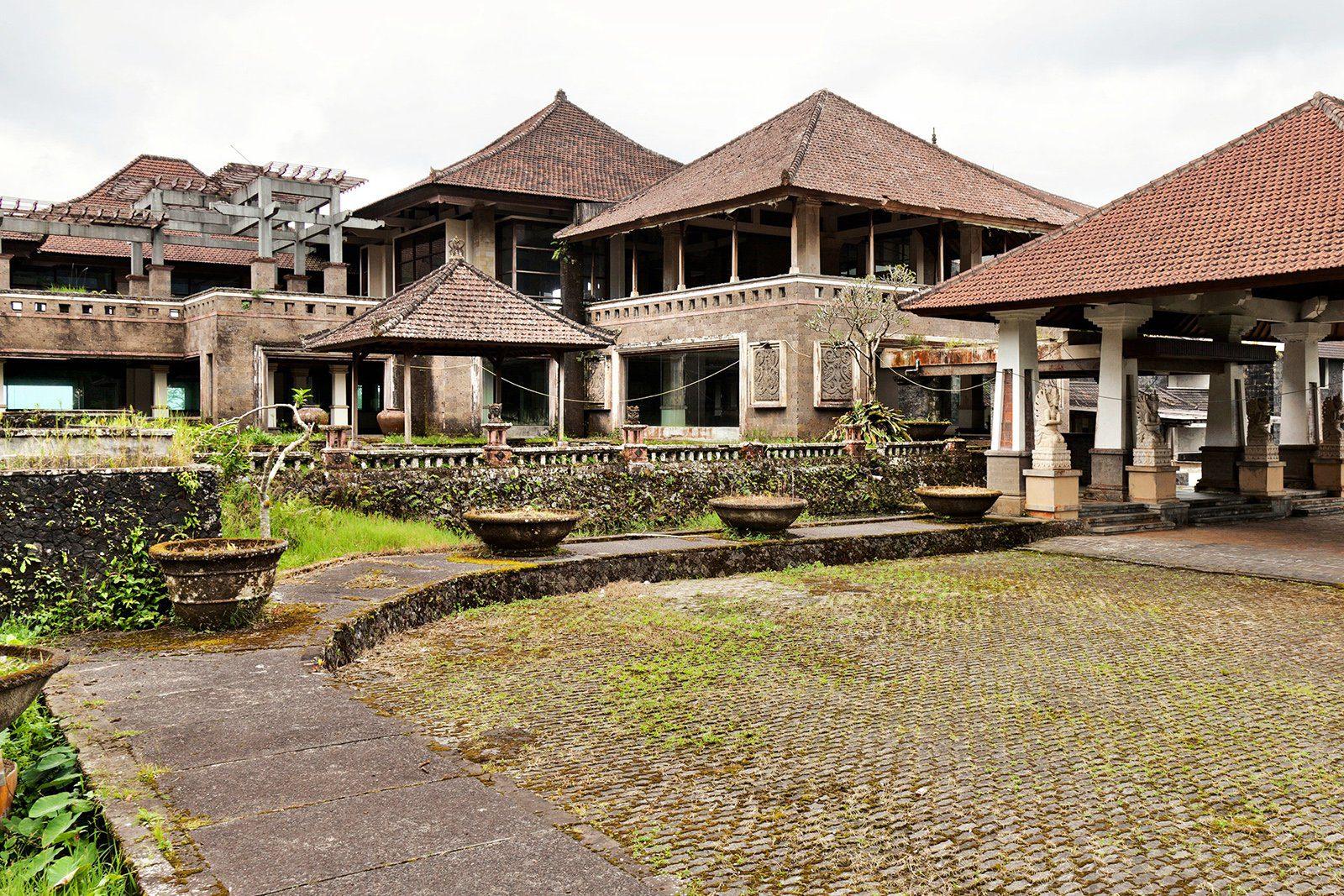 Отель Hotel Pondok Indah Bedugul