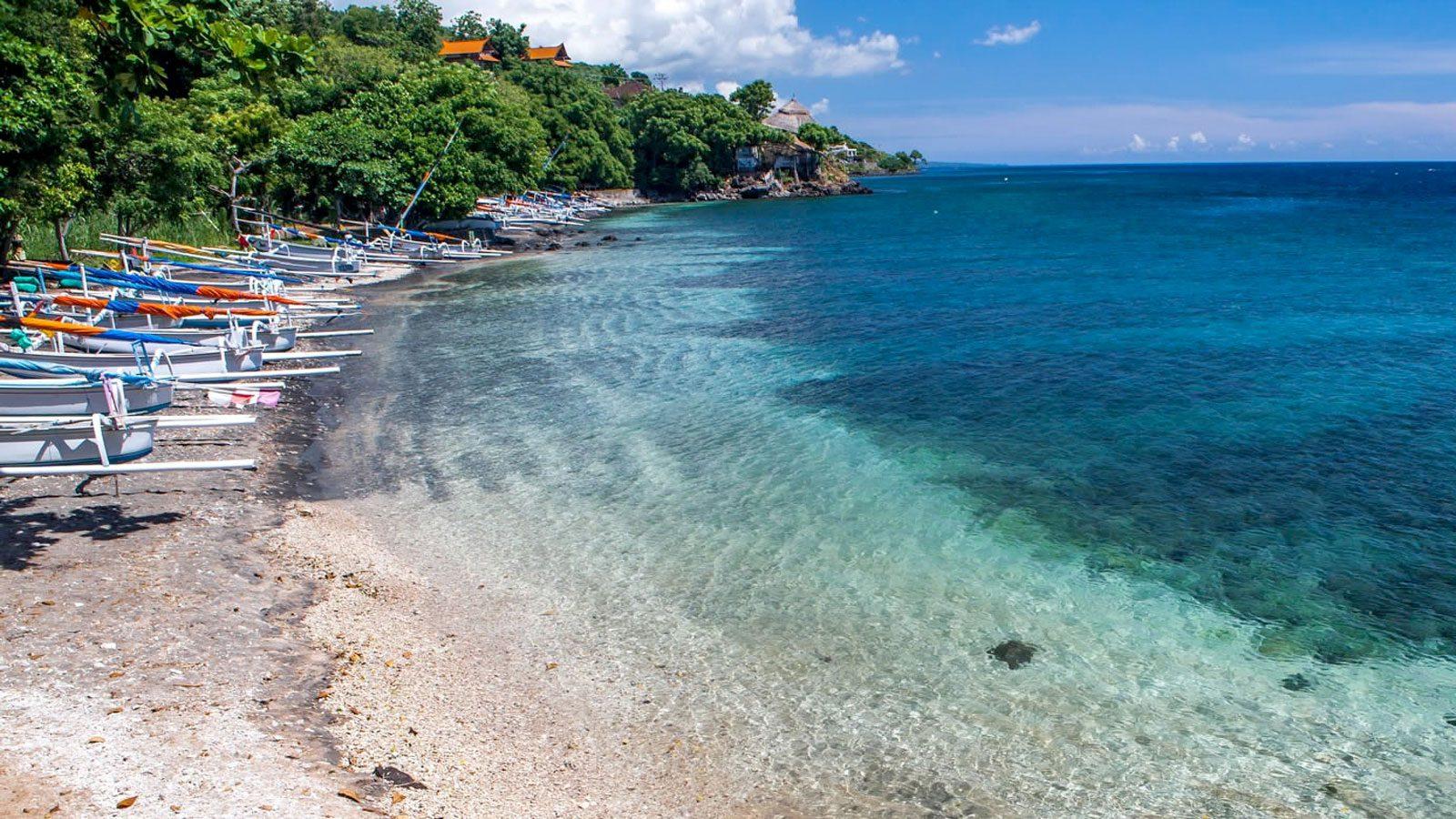Фото пляжа Амед