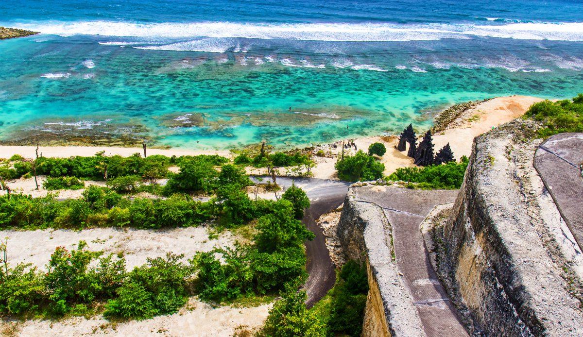 Бутит на Бали