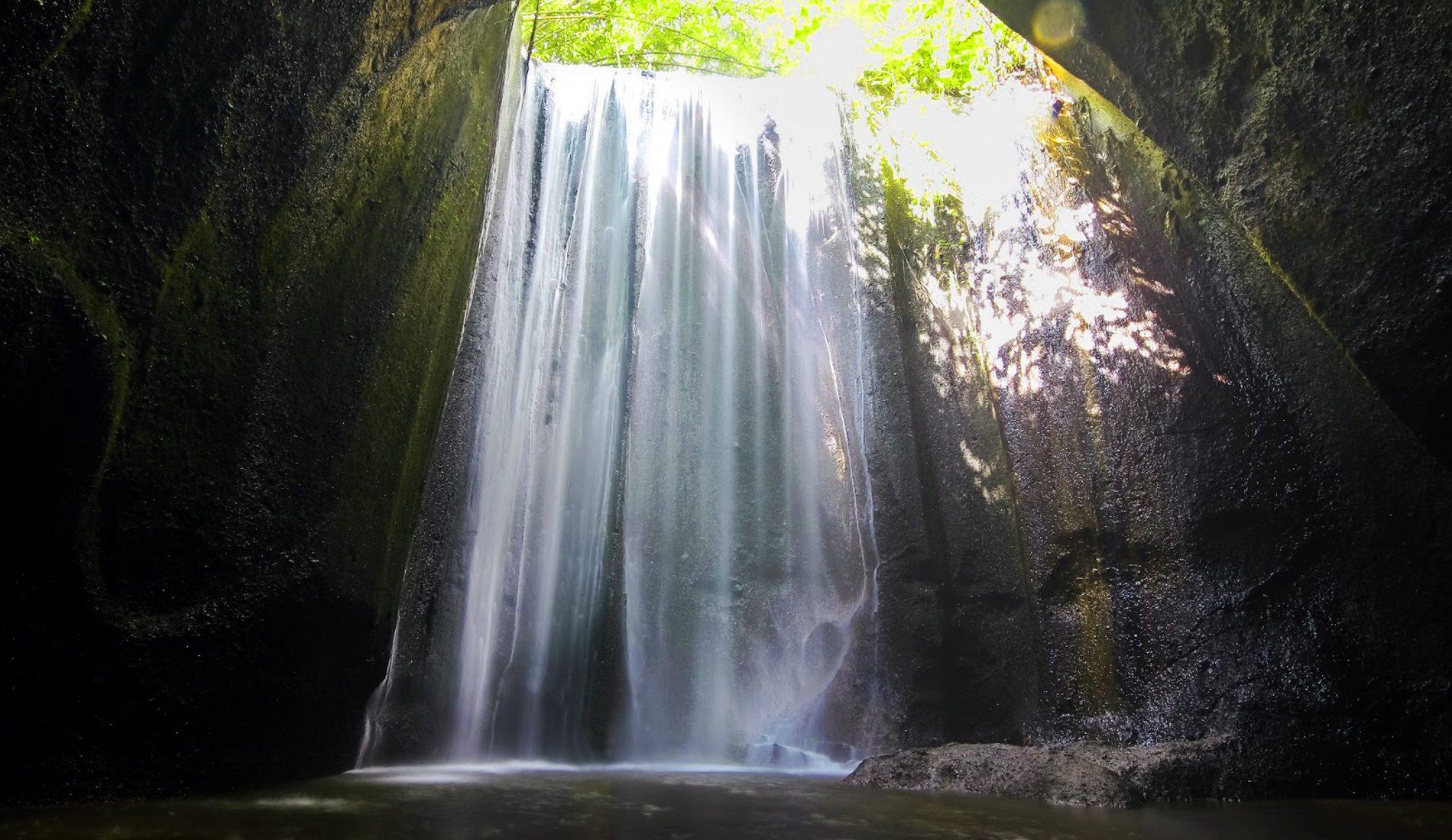 Фото Tukad Cepung Waterfall