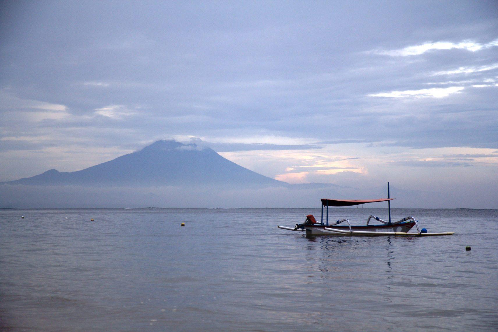 Фото Бали в январе