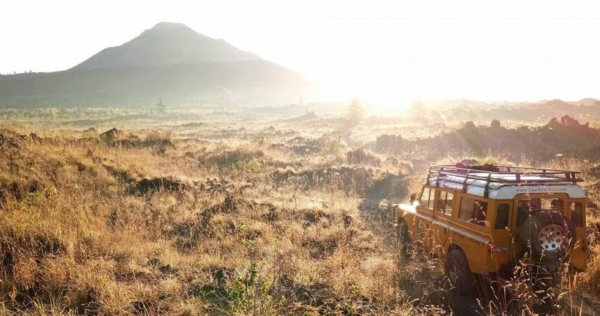 Путешествие на джипе по Батуру