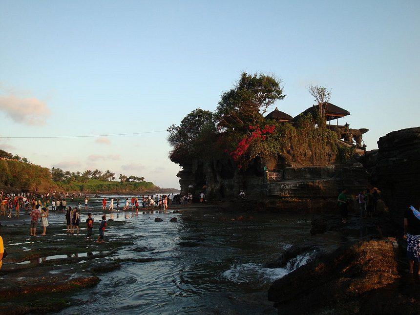 ТОП-25 достопримечательностей Бали Пура Танах Лот