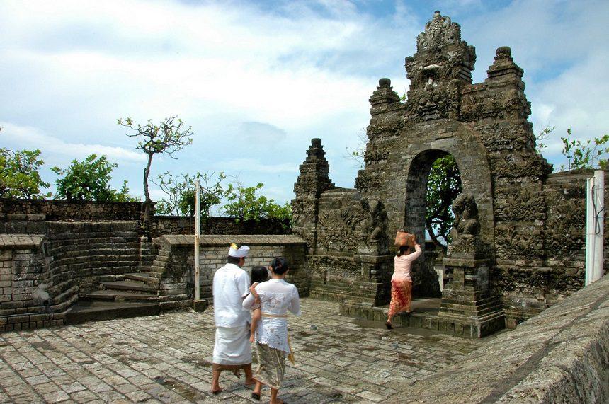 Старый храм Улувату