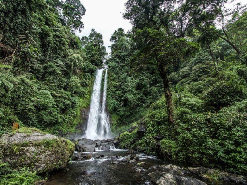 ТОП-25 достопримечательностей Бали Водопад Гит Гит