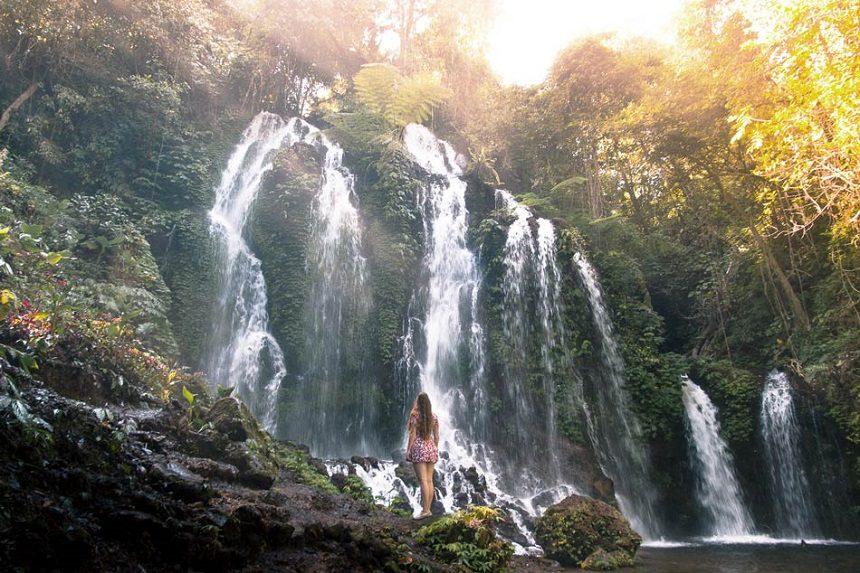 Водопад Банью Вана Амерта
