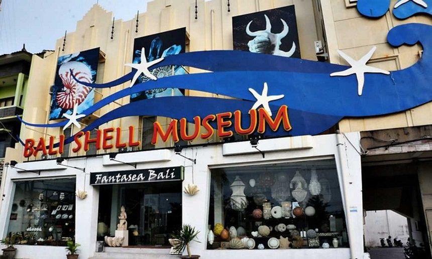 Музей Bali Shell