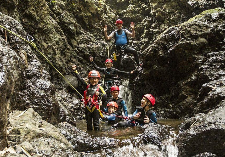 Каньонинг Бали, приключения на острове