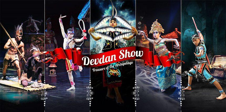 Девдан – шоу очень хорошего уровня, и это театр