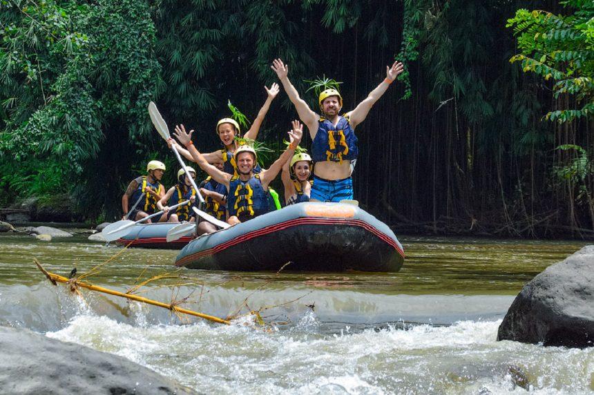 Рафтинг на реке Аюн