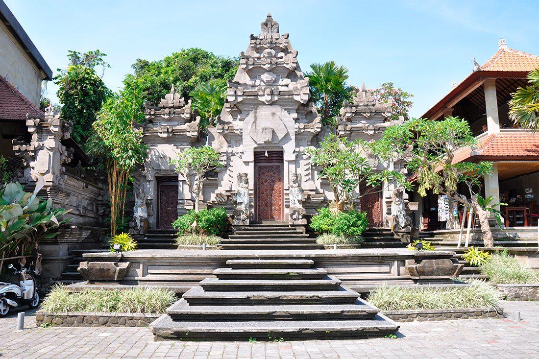 Фото достопримечательности на Бали