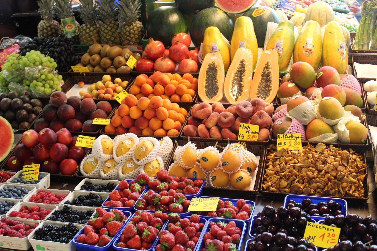 Фото фруктов на Бали