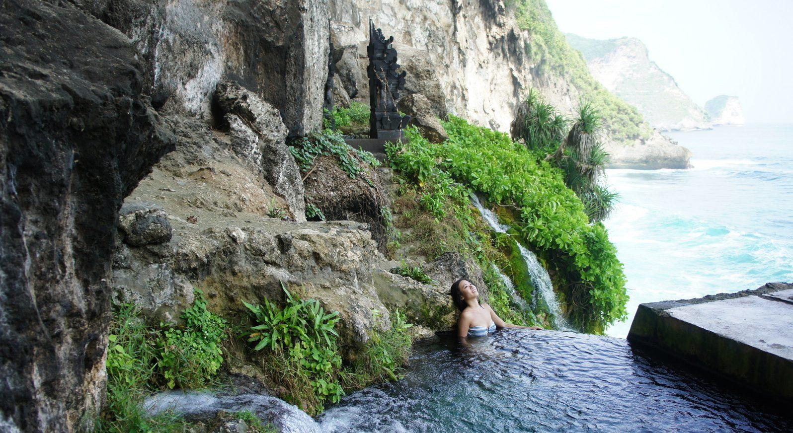Фото водопада Пегуянган