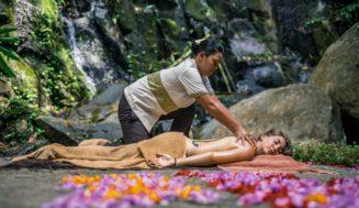 Сколько стоит массаж на Бали
