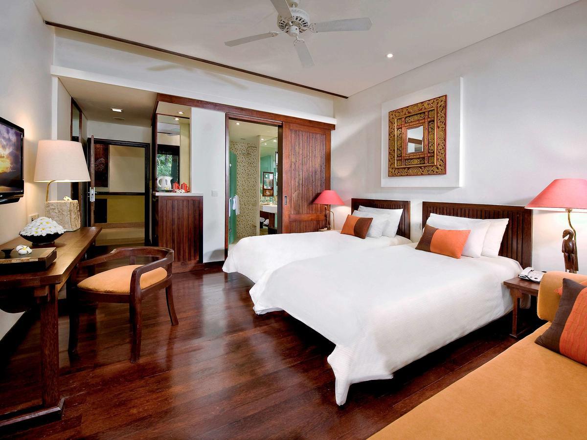 Фото номера в Novotel Bali Benoa
