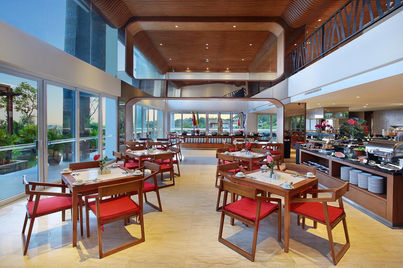 Фото ресторана на Бали