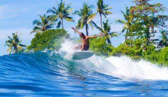 Серфинг на Бали: когда сезон, школы, цены, пляжи